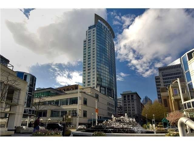 TERMINAL CITY CLUB TOWER   --   837 W HASTINGS ST - Vancouver West/Downtown VW #1