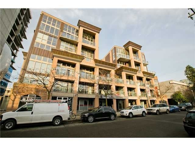 SOUTH GRANVILLE LOFTS   --   1529 W 6 AV - Vancouver West/False Creek #1