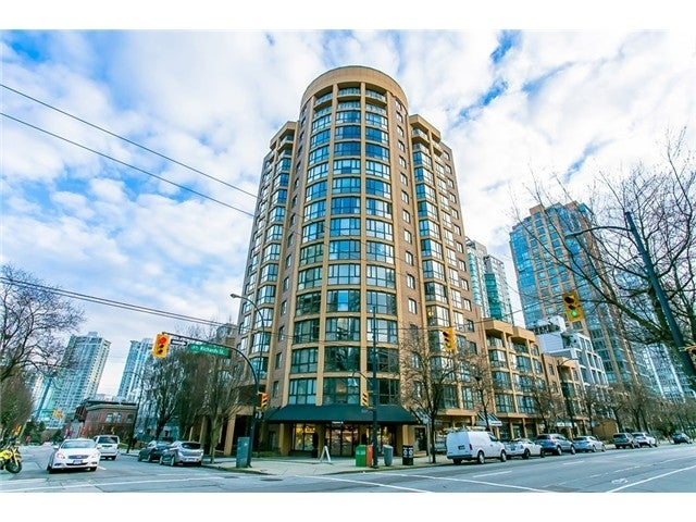 ROBINSON TOWER   --   488 HELMCKEN ST - Vancouver West/Yaletown #1