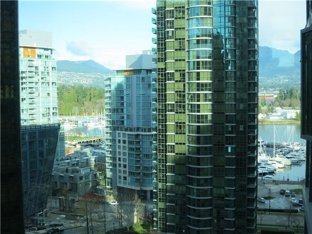 THE POINTE   --   1331 W GEORGIA ST - Vancouver West/Coal Harbour #1