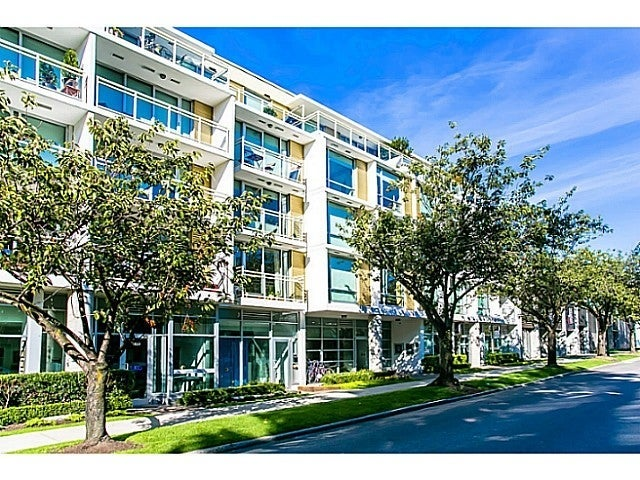 THE LUMEN   --   1635 W 3 AV - Vancouver West/False Creek #1