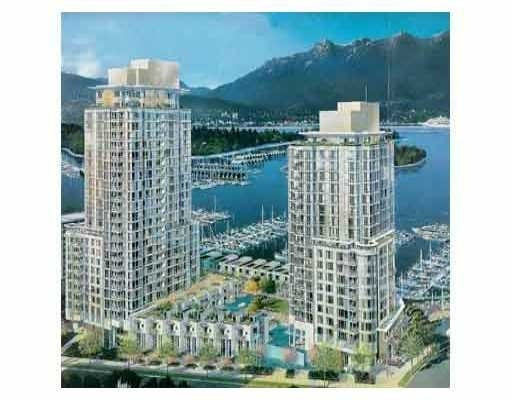 WATERFRONT PLACE    --   1457 W HASTINGS ST - Vancouver West/Coal Harbour #1
