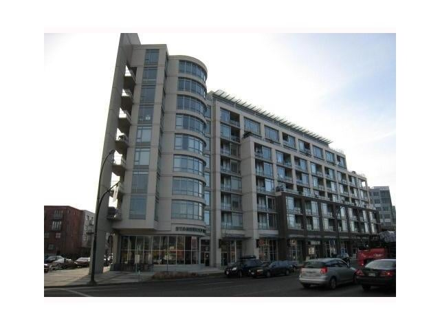 THE MONTREUX   --   2055 YUKON ST - Vancouver West/False Creek #1