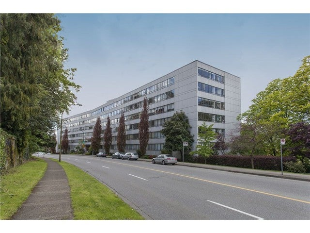 # 411 1445 MARPOLE AV - Fairview VW Apartment/Condo for sale, 1 Bedroom (V1120115) #1