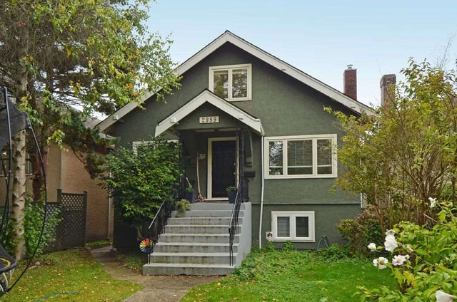 2989 WATERLOO STREET - Kitsilano House/Single Family for sale, 5 Bedrooms (R2000491) #1