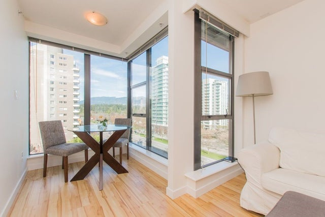 705 1723 ALBERNI STREET - West End VW Apartment/Condo for sale, 1 Bedroom (R2051435) #4