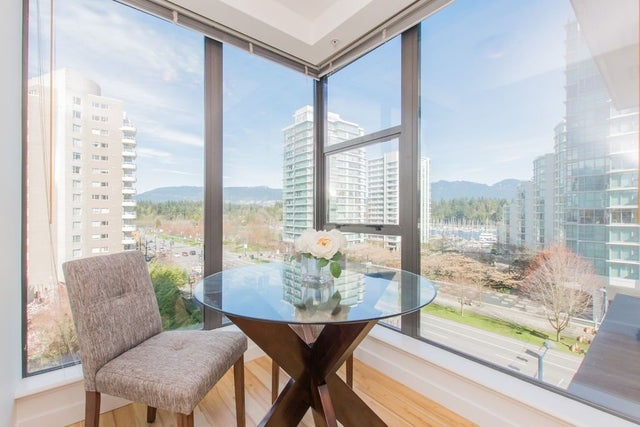 705 1723 ALBERNI STREET - West End VW Apartment/Condo for sale, 1 Bedroom (R2051435) #5