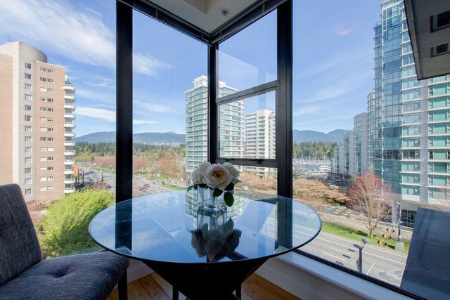 705 1723 ALBERNI STREET - West End VW Apartment/Condo for sale, 1 Bedroom (R2051435) #6