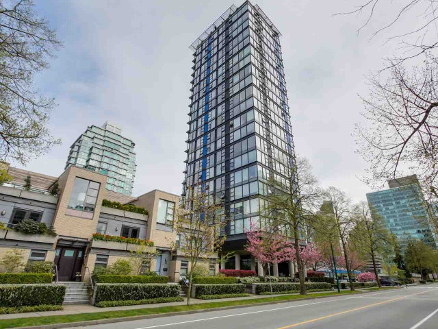 1705 1723 ALBERNI STREET - West End VW Apartment/Condo for sale, 1 Bedroom (R2054834) #1