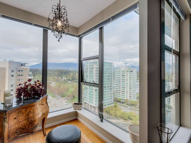 1705 1723 ALBERNI STREET - West End VW Apartment/Condo for sale, 1 Bedroom (R2054834) #5
