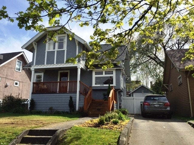 356 W 13TH AVENUE - Mount Pleasant VW House/Single Family for sale, 3 Bedrooms (R2054849) #1