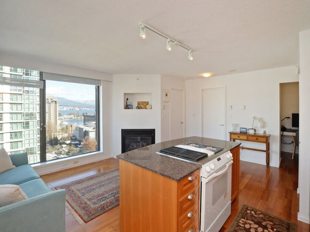 1506 1723 ALBERNI STREET - West End VW Apartment/Condo for sale, 1 Bedroom (R2242406) #7