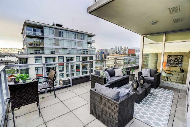 1608 168 W 1ST AVENUE - False Creek Apartment/Condo for sale, 2 Bedrooms (R2332294) #10
