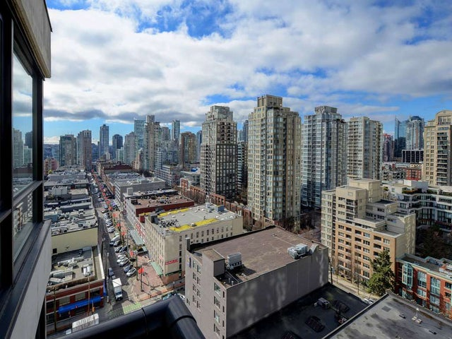 1901 977 MAINLAND STREET - Yaletown Apartment/Condo for sale, 1 Bedroom (R2348596) #12