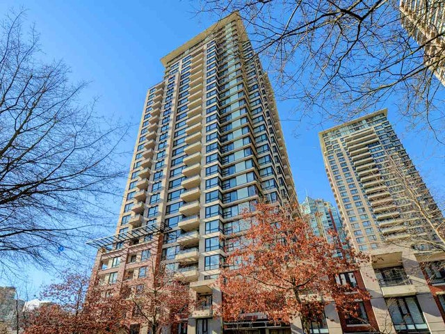 1901 977 MAINLAND STREET - Yaletown Apartment/Condo for sale, 1 Bedroom (R2348596) #1