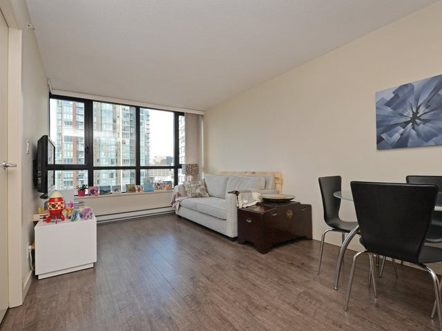 1901 977 MAINLAND STREET - Yaletown Apartment/Condo for sale, 1 Bedroom (R2348596) #3