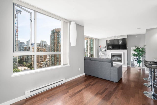 1602 1225 RICHARDS STREET - Downtown VW Apartment/Condo for sale, 1 Bedroom (R2479523) #16