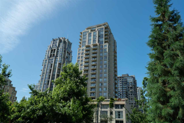 1602 1225 RICHARDS STREET - Downtown VW Apartment/Condo for sale, 1 Bedroom (R2479523) #1