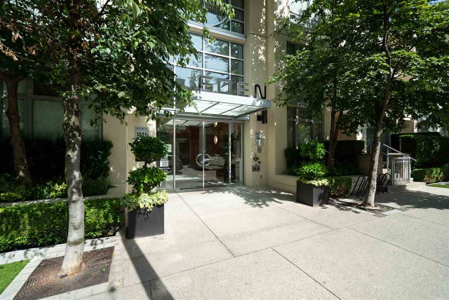 1602 1225 RICHARDS STREET - Downtown VW Apartment/Condo for sale, 1 Bedroom (R2479523) #2