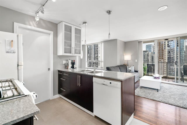 1602 1225 RICHARDS STREET - Downtown VW Apartment/Condo for sale, 1 Bedroom (R2479523) #4