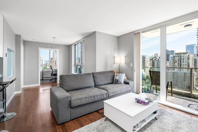 1602 1225 RICHARDS STREET - Downtown VW Apartment/Condo for sale, 1 Bedroom (R2479523) #8