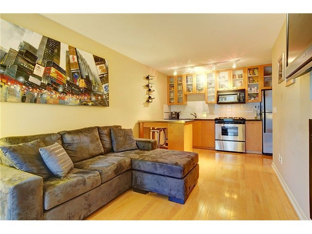 # 1404 969 RICHARDS ST - Downtown VW Apartment/Condo for sale, 1 Bedroom (V1031567) #2
