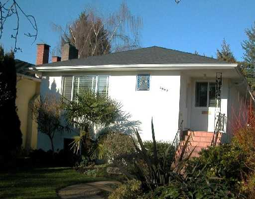 2645 W 42ND AV - Kerrisdale House/Single Family for sale, 3 Bedrooms (V684856) #1