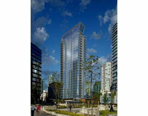 # 2901 1205 W HASTINGS ST - Coal Harbour Apartment/Condo for sale, 2 Bedrooms (V764490) #1
