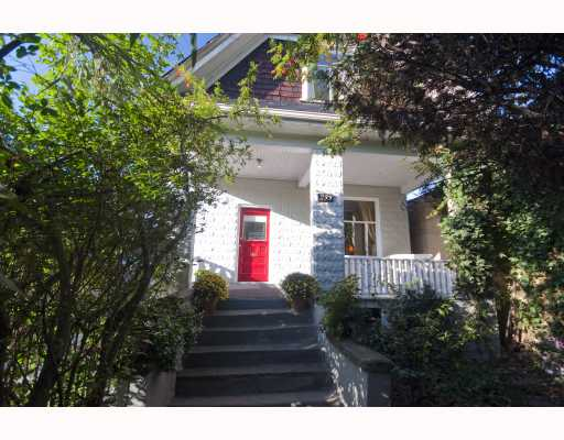 233 W 6TH AV - False Creek House/Single Family for sale, 3 Bedrooms (V786894) #1