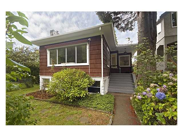 4627 W 16TH AV - Point Grey House/Single Family for sale, 4 Bedrooms (V825746) #1