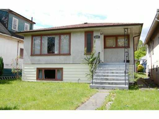 5207 PRINCE ALBERT ST - Fraser VE House/Single Family for sale, 4 Bedrooms (V832069) #1