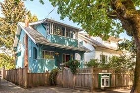 3451  west 6th Ave - Kitsilano House/Single Family for sale, 4 Bedrooms (R2283596) #1